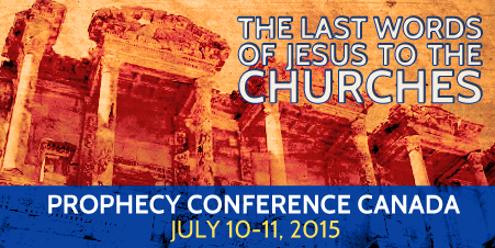 2015 Canada Prophecy Conference