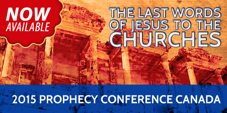 2015 Canada Prophecy Conference CDs
