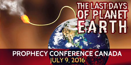 2016 Canada Prophecy Conference