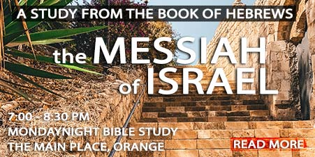 Monday Night Bible Study - Hebrews