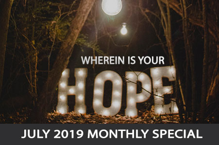 July Monthly Special