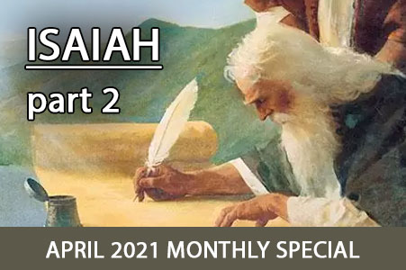 April Monthly Special