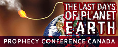 2016 Canda Prophecy Conference